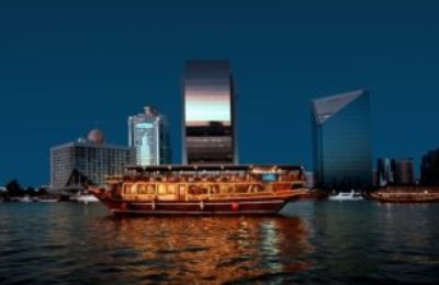 Dubai Creek Dinner