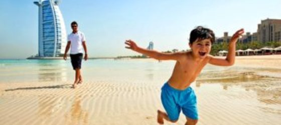 Best Places for Kids in Dubai